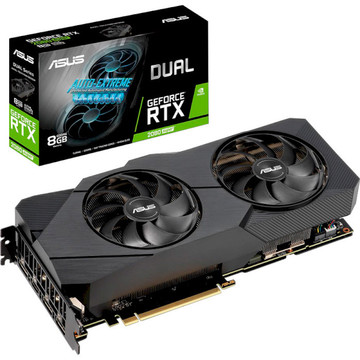 Asus GeForce RTX2080 SUPER 8GB GDDR6 DUAL EVO V2