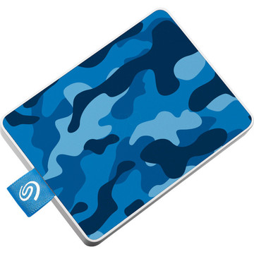 Seagate One Touch 500GB Camo Blue (STJE500406)