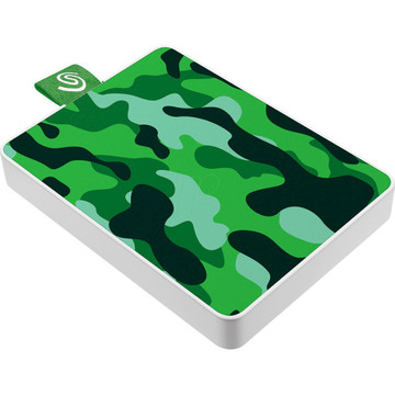 Seagate One Touch 500GB Camo Green (STJE500407)