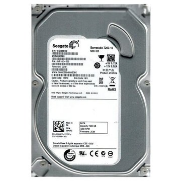 Seagate 500GB (ST3500413AS)