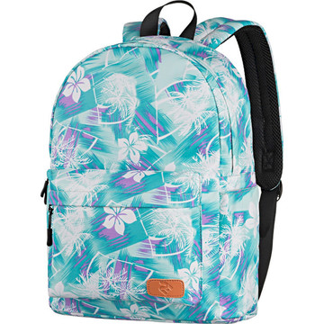 2E TeensPack Wildflowers Green/Blue