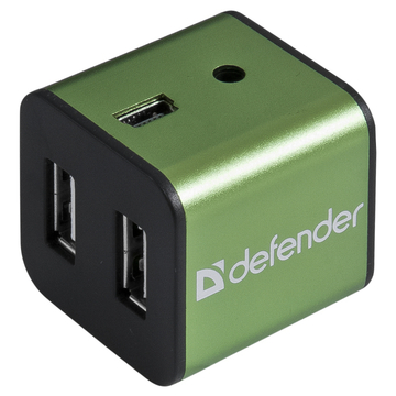 Defender Quadro Iron 4-port USB2.0