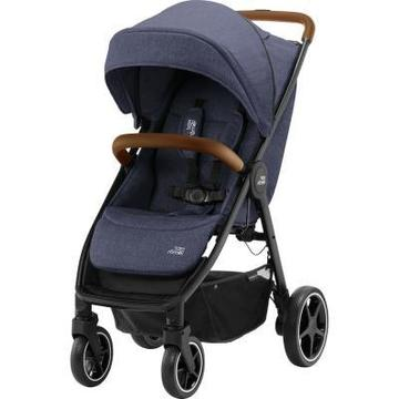 Britax-Romer B-AGILE R Navy Ink/Brown (2000032875)