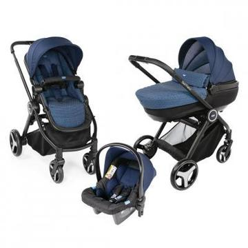 Chicco 3 в 1 Trio Best Friend+ Comfort Синяя (79420.79)