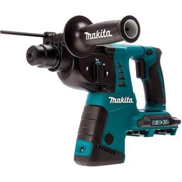 Makita SDS-PLUS LXT, 2,5Дж, 26мм (без АКБ и БП) (DHR263Z)