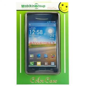 Mobiking Samsung I9190/9192/9195 Black/Silicon (23760)