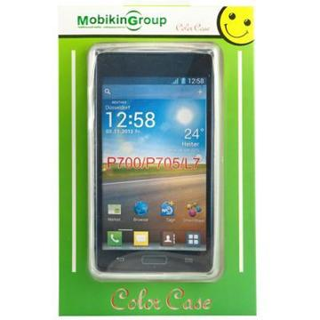 Mobiking HTC One 801e (M7) White/Silicon (22743)