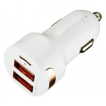 Canyon (2USB, 2.1A) White (CNE-CCA04W)